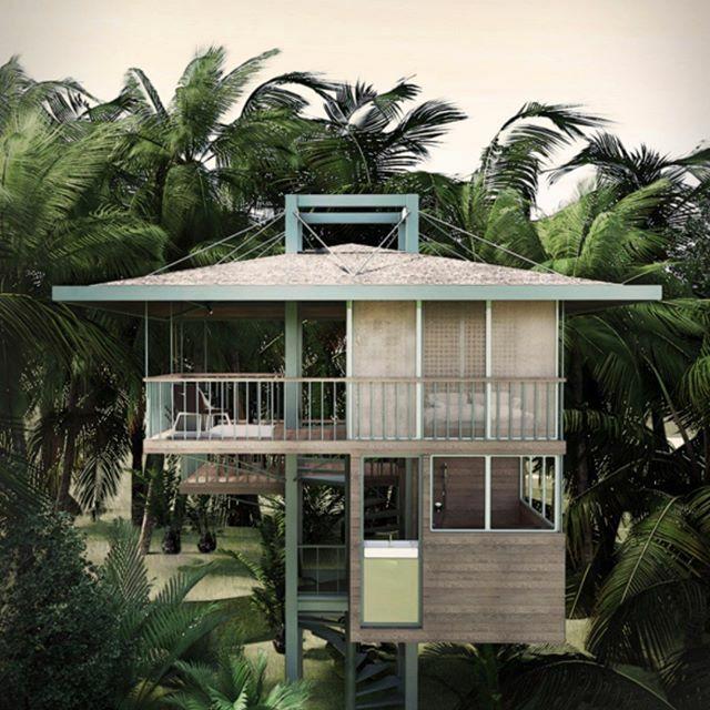 Stilt Studios by Alexis Dornier  See more at   #Stilt #Studios #Alexis #Dornier #architecture #design #creative #home #house #inspiration #style #beach #travel #blog #transfer