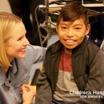 Image for the Tweet beginning: ❤️@KristenBell couldn't have been more