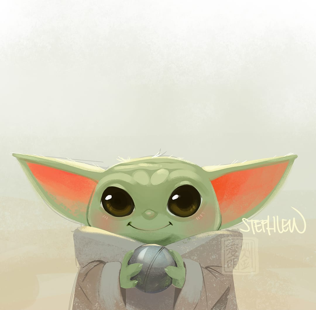 Jake Parker On Twitter A Round Up Of Some Of The Best Baby Yoda Fan Art On The Internet Https T Co 1qmcnizp4n