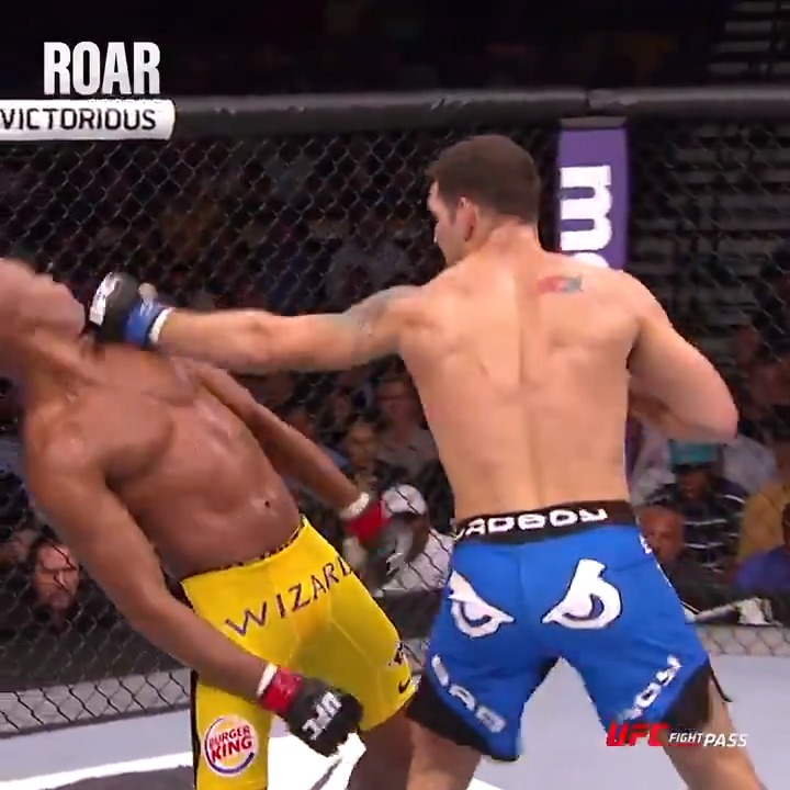 #62 | UFC 162 | July 6, 2013  You can't play games in the Octagon... #UFC500  UFC 162: Silva vs Weidman ▶️ https://bit.ly/2OUIzS6