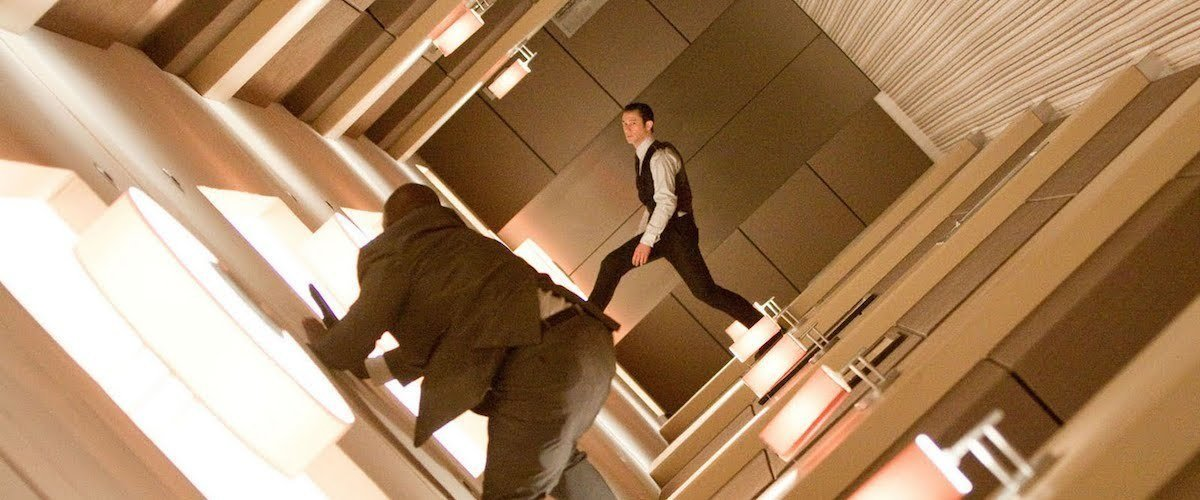 INCEPTION was utterly phenomenal in 70mm IMAX. Can't praise it enough - one of the best blockbusters of the decade and I think this pushes it over INTERSTELLAR (but maybe not THE PRESTIGE, although the line is even thinner) in my Nolan film rankings. A sheer spectacle. <br>http://pic.twitter.com/lBFhQhBT0l