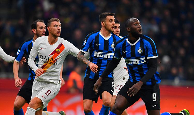 CALCIO La Roma logra lo que nadie hizo  #InterRoma  #calcio  #Italia