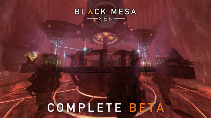 "ALL of Xen is out on ""public-beta""! Release notes and instructions on how to opt in:   https:// steamcommunity.com/games/362890/a nnouncements/detail/1724246478625804044   … <br>http://pic.twitter.com/CjdQCubVbJ"