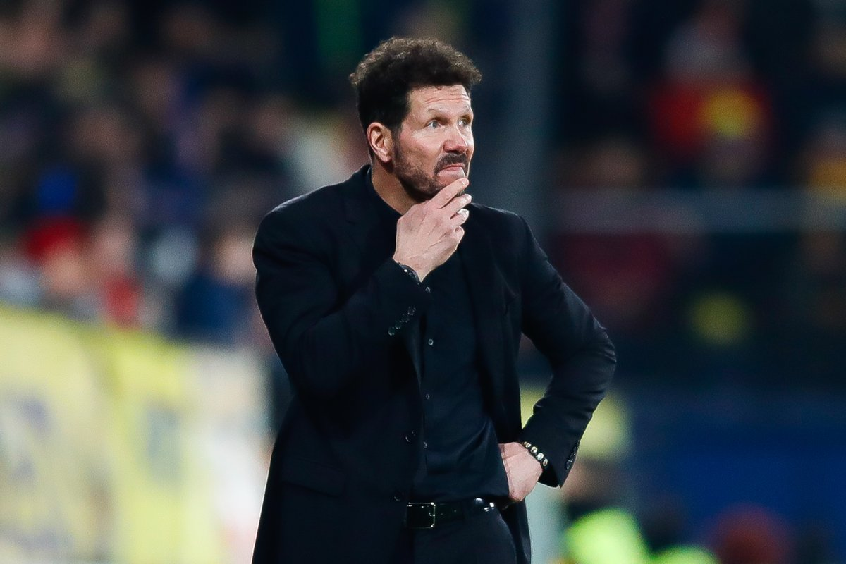 Is the end of the road coming closer for Diego Simeone at Atletico? 🔚