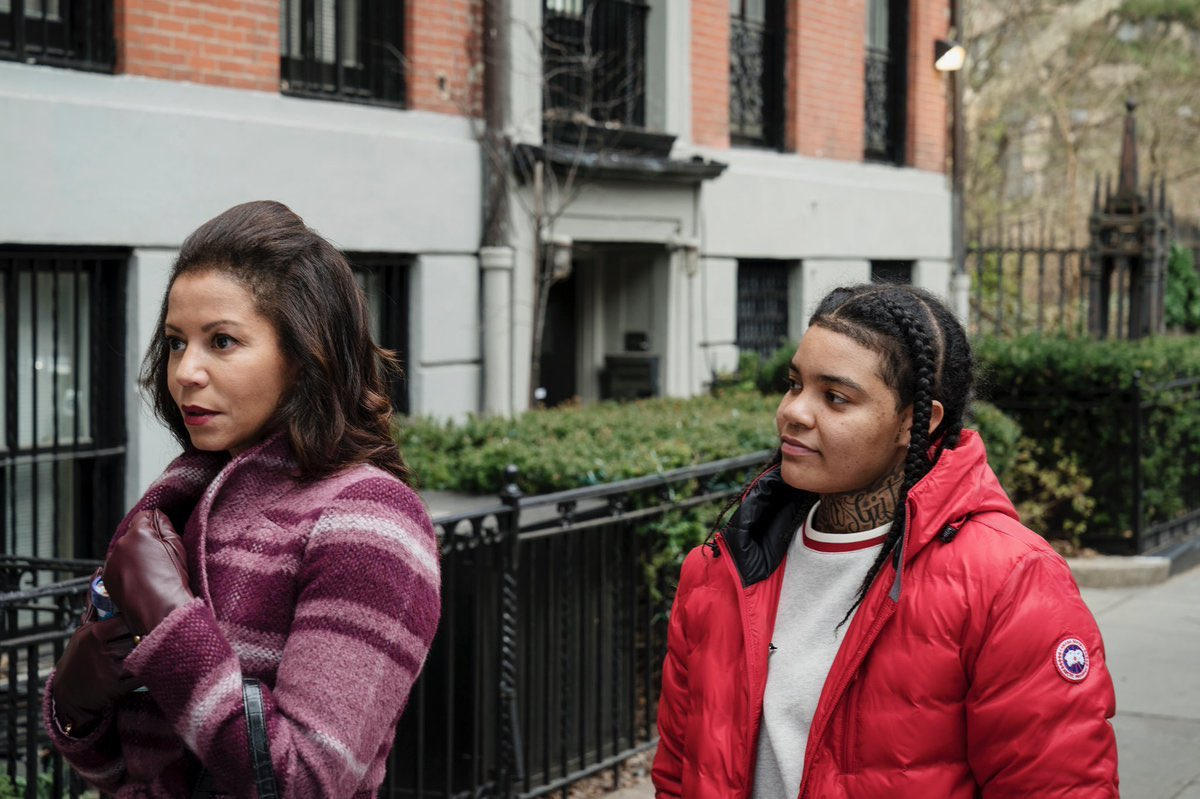 And they got Young M.A. in this shit too 😭😭 #MrRobot season 4 is literally about to change the whole game putting niggas in character archs like this. https://twitter.com/socialsecuritii/status/1203100625820475393…