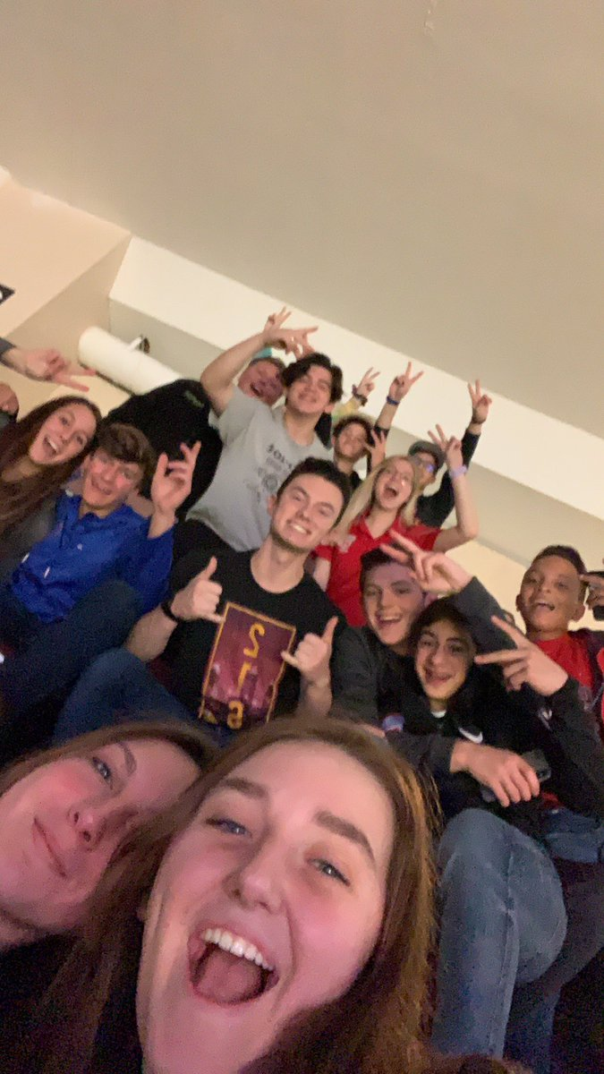 RT @ryan_emilio1: Having a blast at the Cavs game! #cavs50 #THIRDTIMESTHECHARM #wewantthatjumbotron #weneedit https://t.co/2pjJx3CYI0