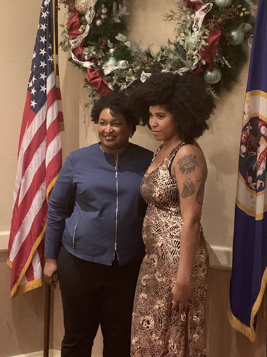 That's @staceyabrams. I'm still alive. <br>http://pic.twitter.com/LPo09ybCO6