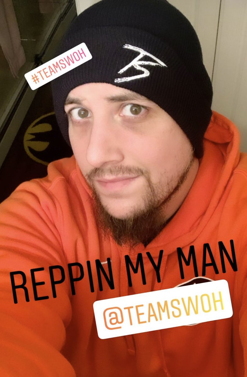 My man Fek showing love rockin' his O.G. Cuffed Beanie🤙🏽@MattyAmazinghttp://TeamSwoh.com/shop#TeamSwoh #StackingWeightsOutHere #PersonalTrainer #Blessed #Fitness #FitFam #Fit #GymLife #Gym #Training #WorkOut #BodyBuilding #Entrepreneur #Motivation #Gains #FitnessMotivation