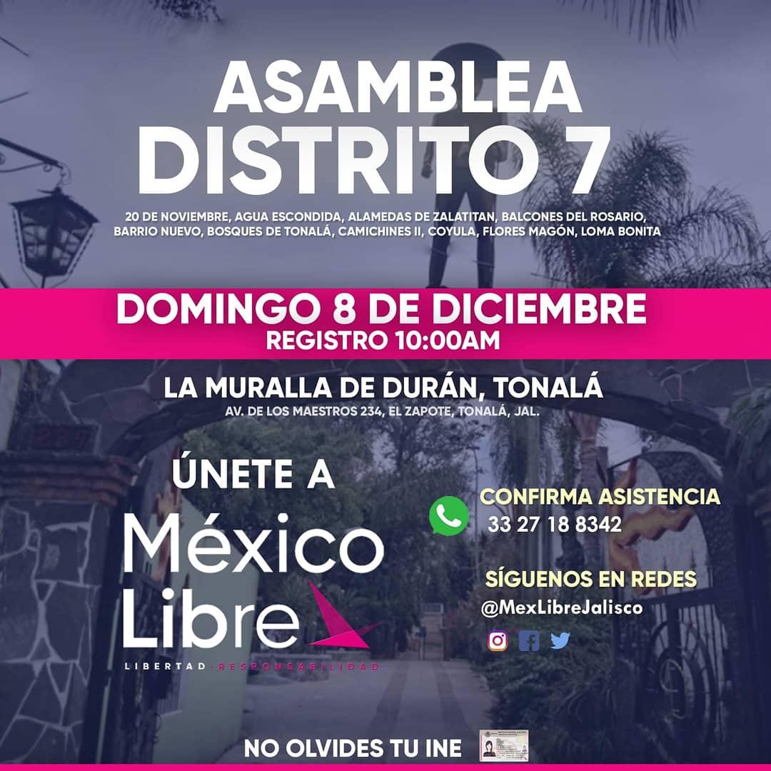 México Libre Jalisco Mexlibrejalisco Twitter