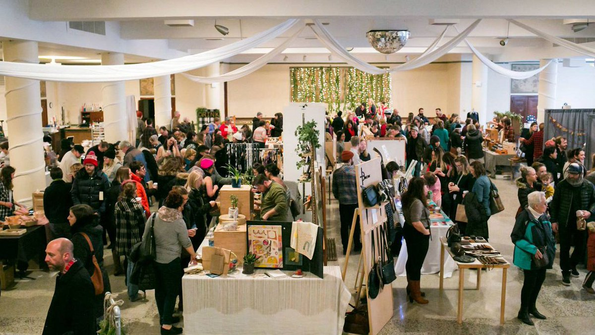 This weekend is full of great markets if youre hoping to get gifts for everyone on your list! buff.ly/2s1FRRR