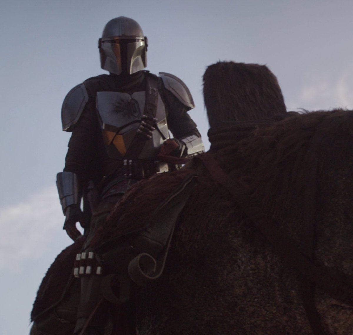 "Replying to @themandalorian: ""Your name will be legendary."" #TheMandalorian Chapter 5, now streaming on #DisneyPlus."