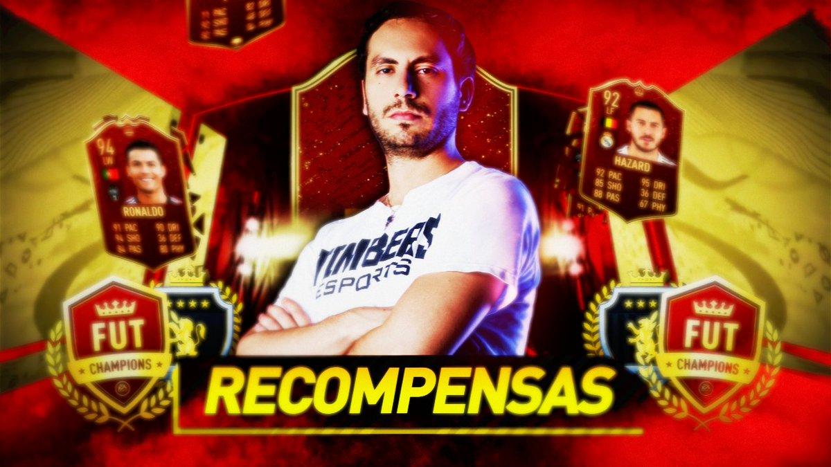 Recompensas de FUT Champions + Cambios en el equipo del Amor ❤⚽🎮#FIFA20 ➡https://youtu.be/p-mfQi8syqA
