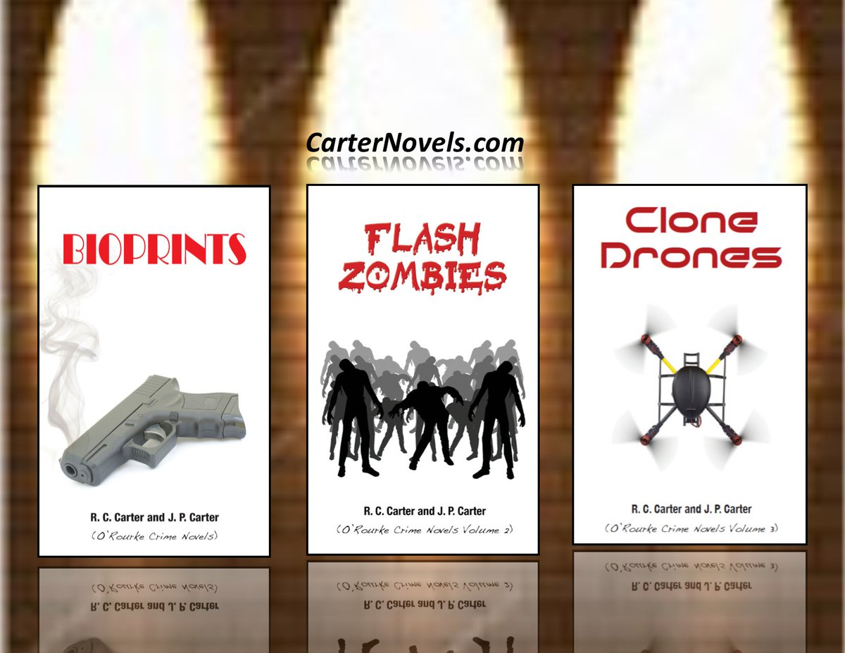 THE O'ROURKE SERIESLINK: https://buff.ly/2BMSLoI #Books #IARTG #Kindle #Amazon #ReadIndie #indieauthors #ian1 #AuthorUpRoar @INDIEBOOKSOURCE #Authors @JPCarter47