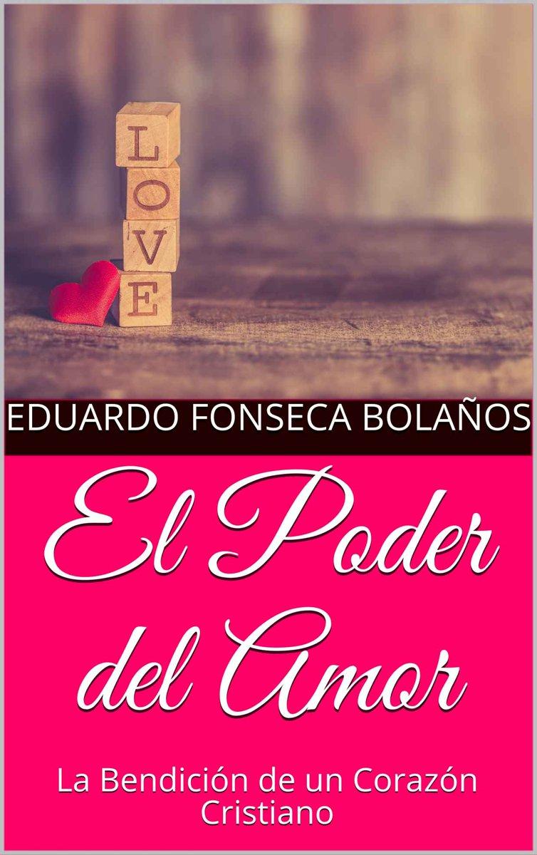 """¿Te gustaría aprender como amar un poco más? Adquiere el Capítulo I de """"El Poder del #Amor: La Bendición de un #Corazón Cristiano"""". Version #kindle#AmazonKDP #selfpublishinghttps://www.amazon.com/dp/B07QZFCS6R/ref=cm_sw_r_tw_dp_U_x_1XkVCbA5T8M8X…"""