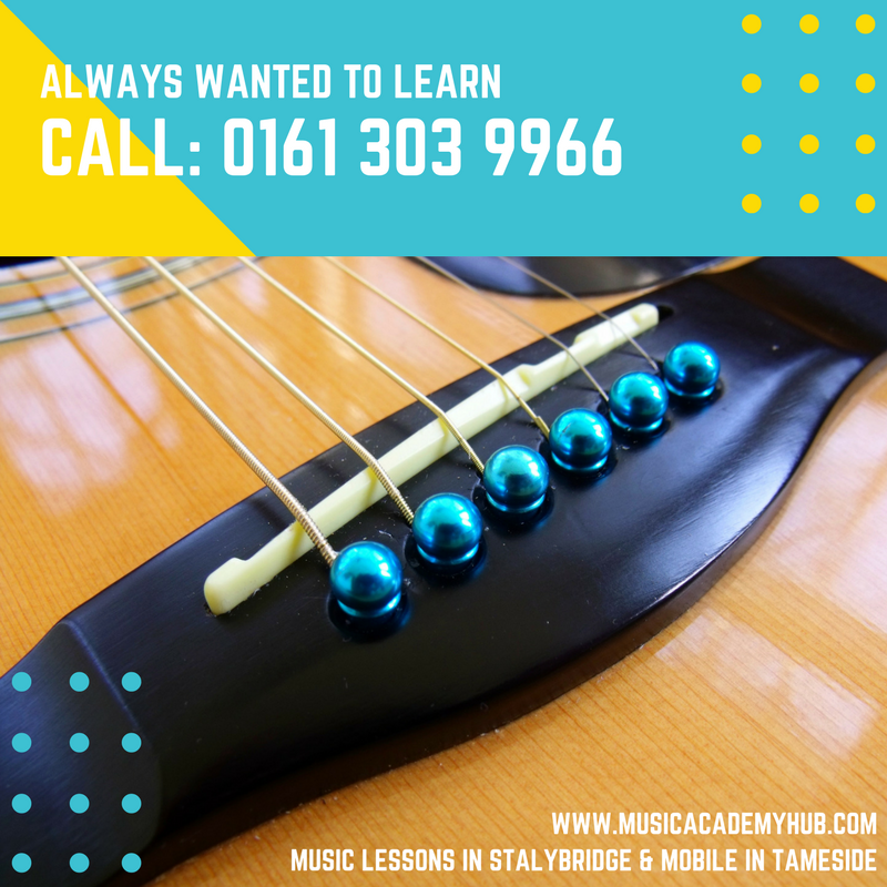 Learn to play Acoustic guitar down at the Music Academy in the heart of Stalybridge, call or book online for details. 0161 303 9966http://stalybridgemusicacademy.com#guitar #acousticguitar #music #learntorock #lessons #keepitup #nevergiveup #Stalybridge #tameside #makeithappen #haveago