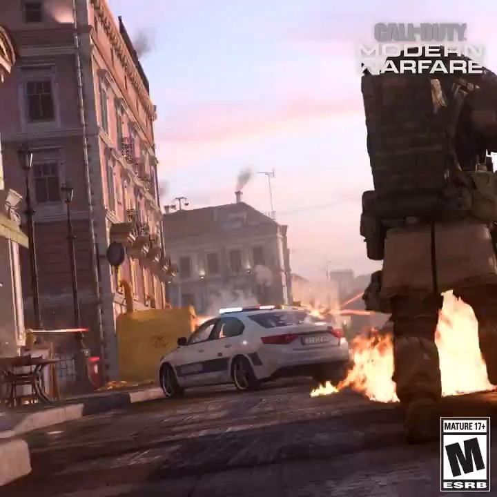 Buddy up and blast through a new Modern Warfare Special Ops Survival map. St. Petrograd, exclusive to PS4 players, is live now: http://play.st/CODMW