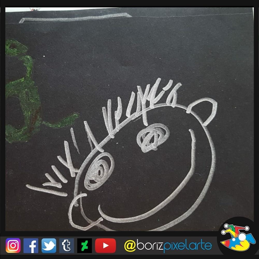 My teachers 08 @domestika #illustrator #illustrations #paint #childrenillustration #art #fun #cool #dream #love #color #creative #drawing #childrenbooks #ink #draw #sketch #artwork #arte #design #artist #painting #watercolor #collage #happy #work #artoftheday #magic #inspiration