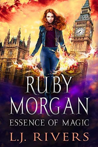 #ElfShelfBookFair  Half Fae Ruby Morgan lives in a world where magic is a drug, and Magicals are hunted for their blood.  #FSFRL #magic #paranormal #sale