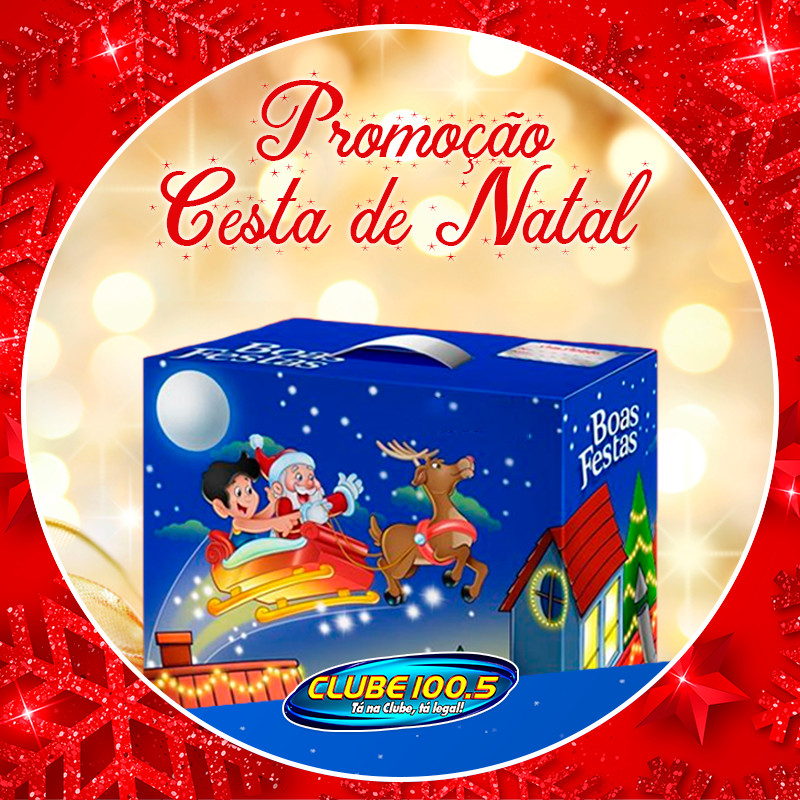 O natal está chegando e nós vamos sortear muitas cestas de natal durante a noss... https://t.co/ZevFMKp7gC https://t.co/pIedHB6cfg