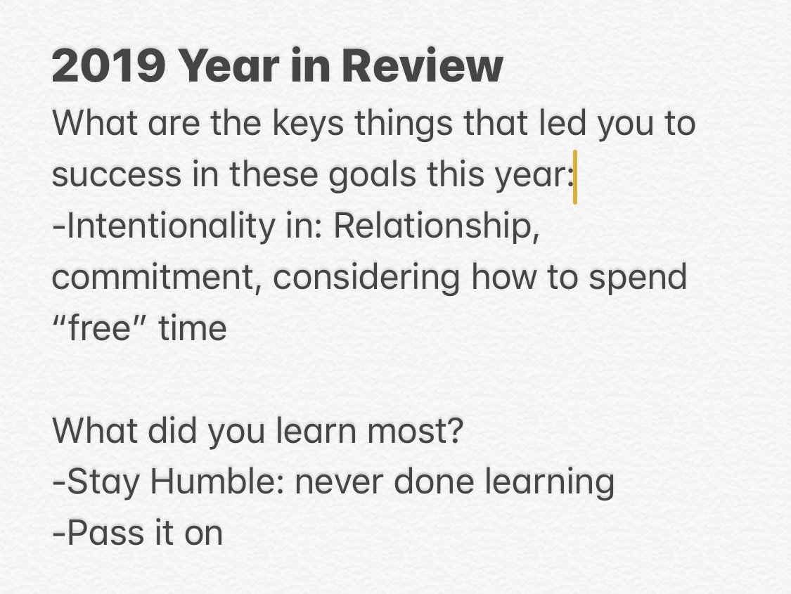 So many things learned this year, but here are just a couple take a ways! Stay humble and pass it on! #stayhumble #neverstop #smallbusiness #fxbg #fredericksburgva <br>http://pic.twitter.com/eTQAJN81Fb