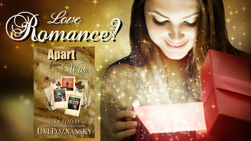 Uvi 🔔 Three romance novels in one captivating trilogy #WWII #LoveStory FREE on KU  …