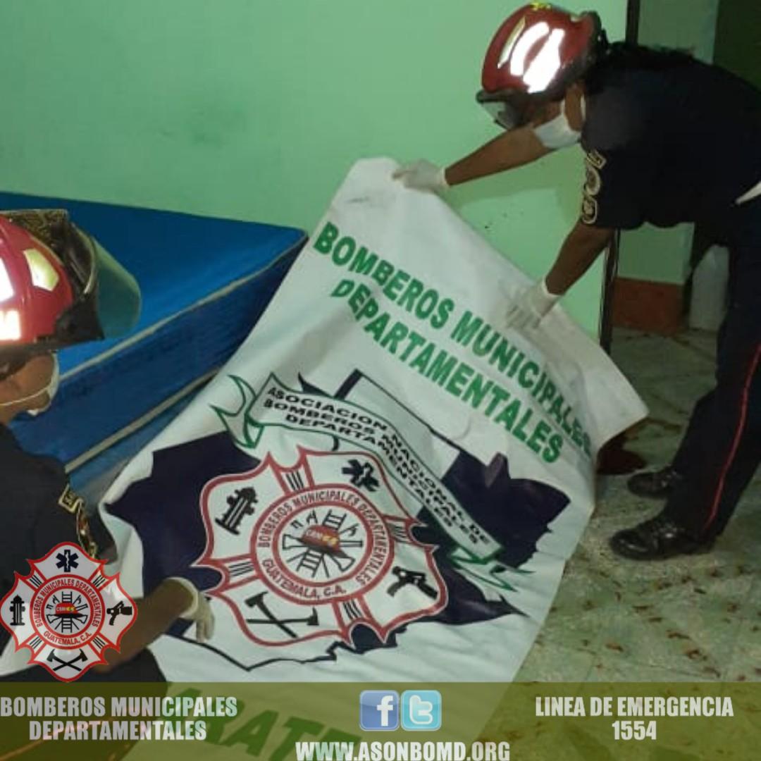 test Twitter Media - En una vivienda en la colonia El  Calvario, Sanarate, El Progreso, localizan 3 personas fallecidas, los cuerpos presentan heridas provocadas con arma de fuego, informaron los @CBMDEPTAL https://t.co/WqqjU7F5Ao