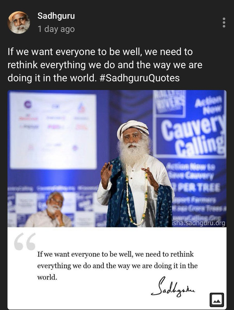 🌺Posted on #YouTube #SadhguruQuotes What an absolute #Dude 👏👏🙏🌺