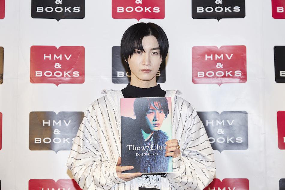桜田通、セカンド写真集『The 27 Club』発売 完成の喜びと28歳への展望を語る