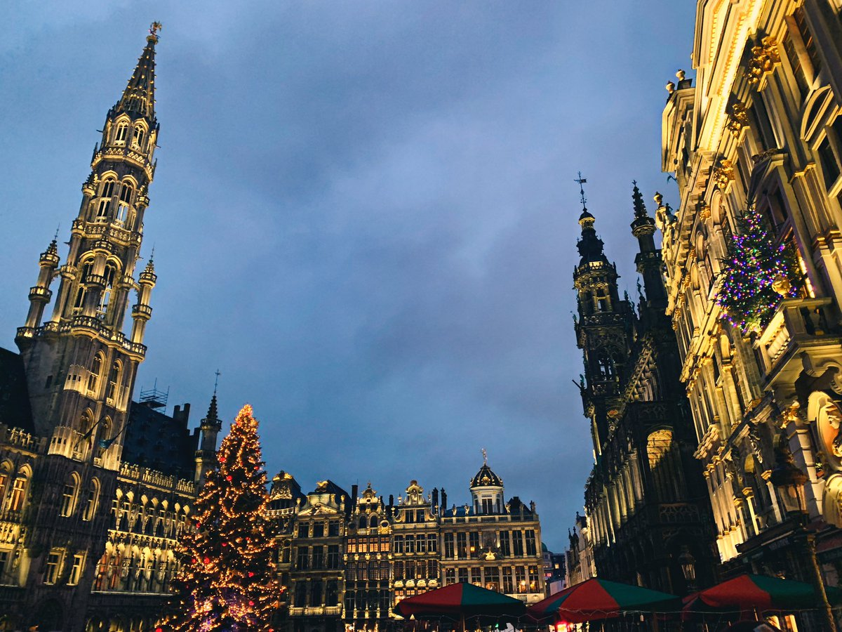 #Bruxelles
