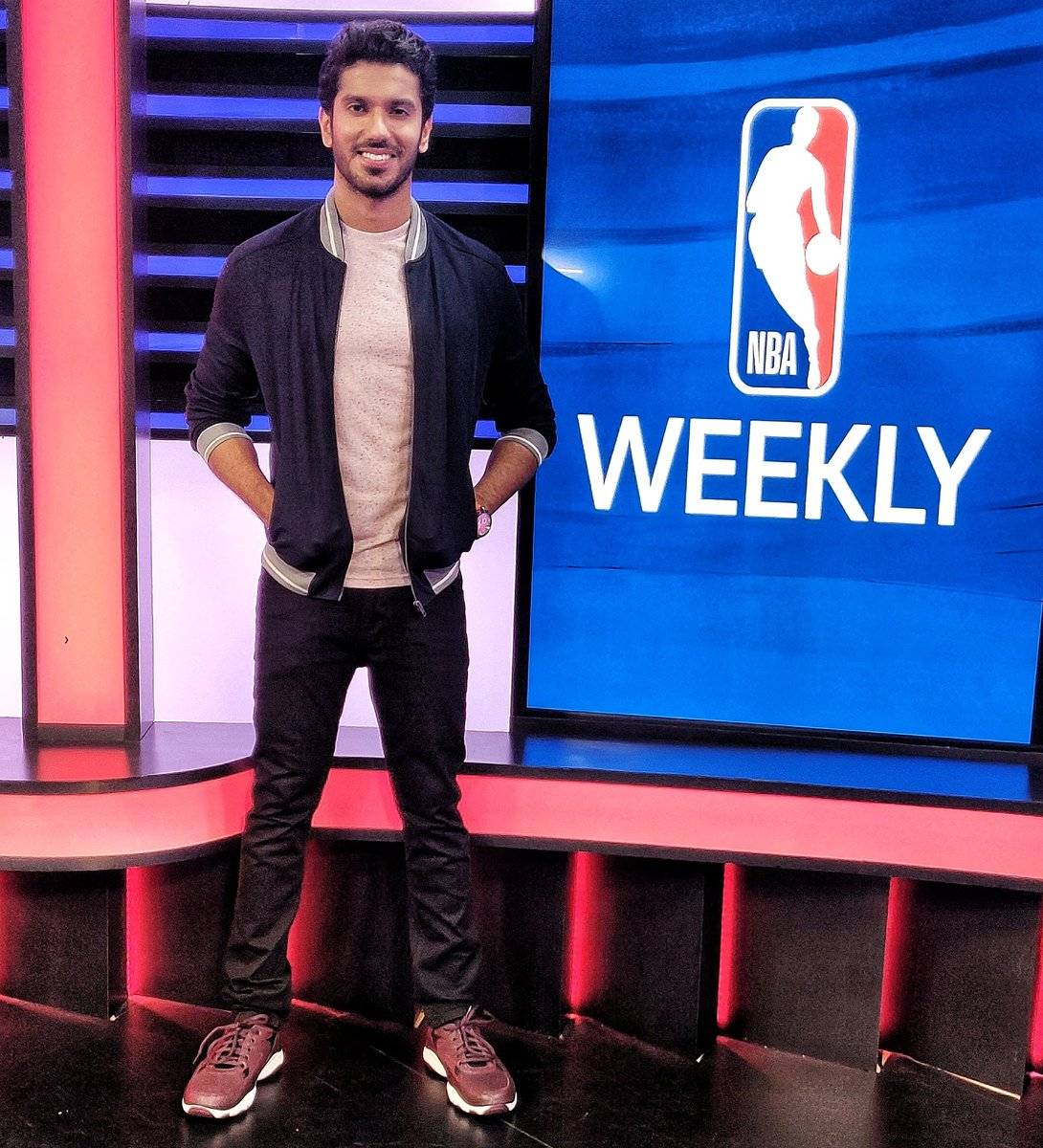 Hey folks! Do Watch me Host #NBAWeekly tomorrow (Sunday) at 3 pm only on Sony Ten 2.  #Television #NBA  #TVShow #Anchor #SonySports <br>http://pic.twitter.com/CRuxs43KUj