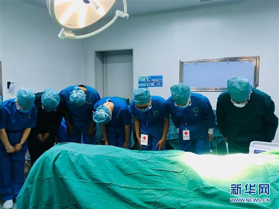From 2015 to 2018, the number of organ donations doubled each year in #China, which in 2018 ranked second in the world for the number of donations: report