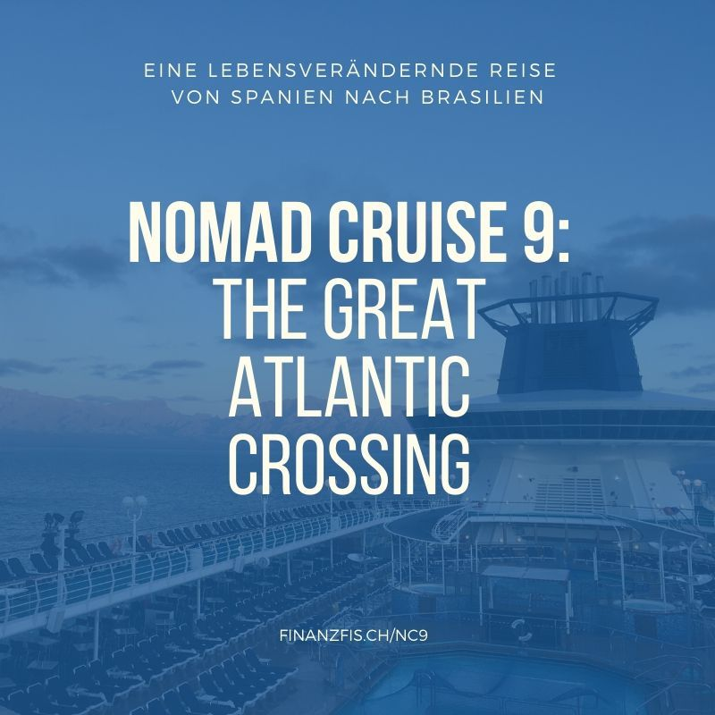 Die Nomad Cruise 9  hat in vieler Hinsicht mein Leben verändert.  In diesem Artikel gebe ich eine kleinen Reisebericht.  https://finanzfis.ch/nc9  #kreuzfahrt #nomadcruise #nomadcruise9 #nc9 #digitalenomaden #nomaden #reise #reisen #atlantik #cruise #brasilien #spanienpic.twitter.com/9FOwAqFQLI