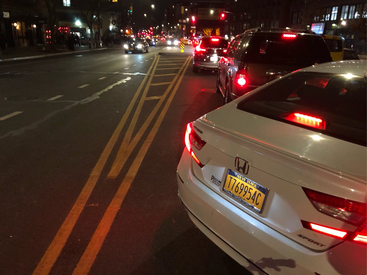 Honda Accord uber driver T769954C drove aggressively near 32A Cooper Sq on December 6 and has been reported to #nyctaxi. This is in Manhattan Community Board 03 #CB3Man & #NYPD9. #VisionZero