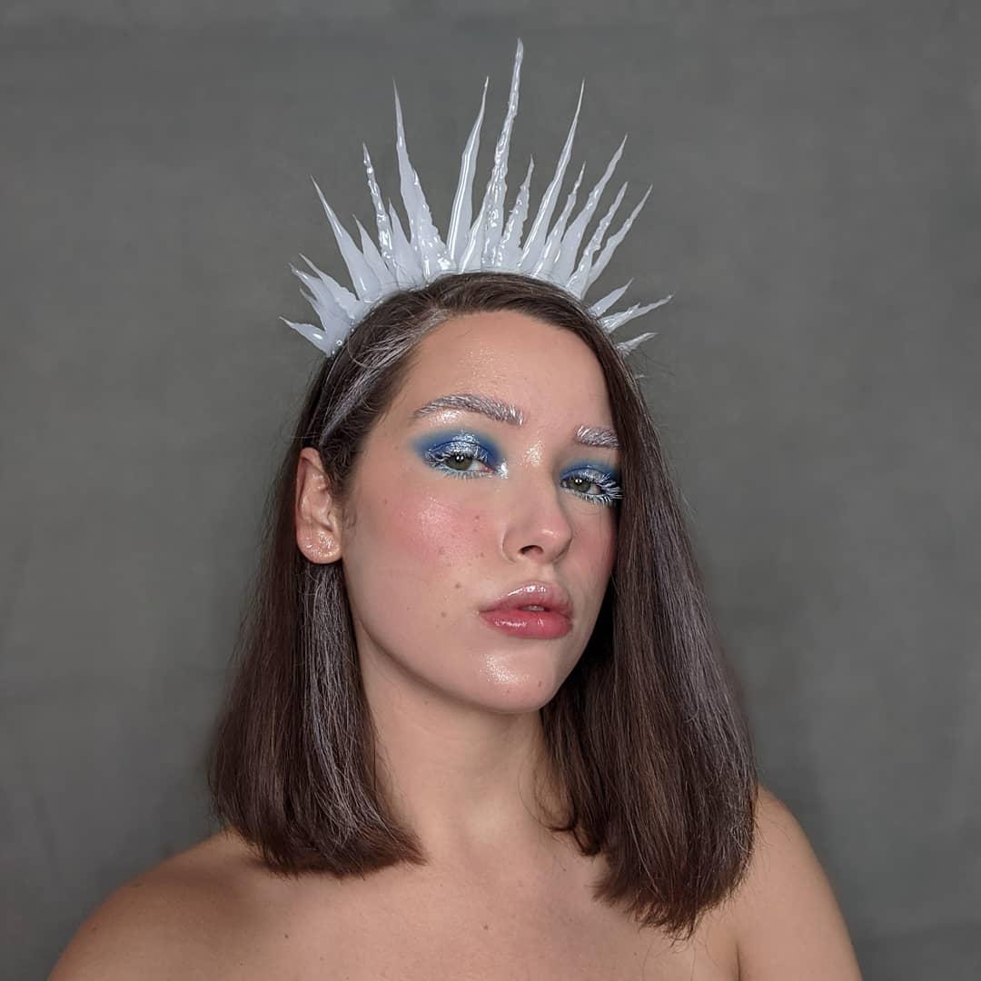 Queen  #makeuplook #makeup<br>http://pic.twitter.com/R9VCbOdABi