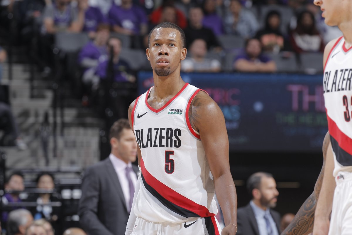 @BleacherReport's photo on Rodney Hood