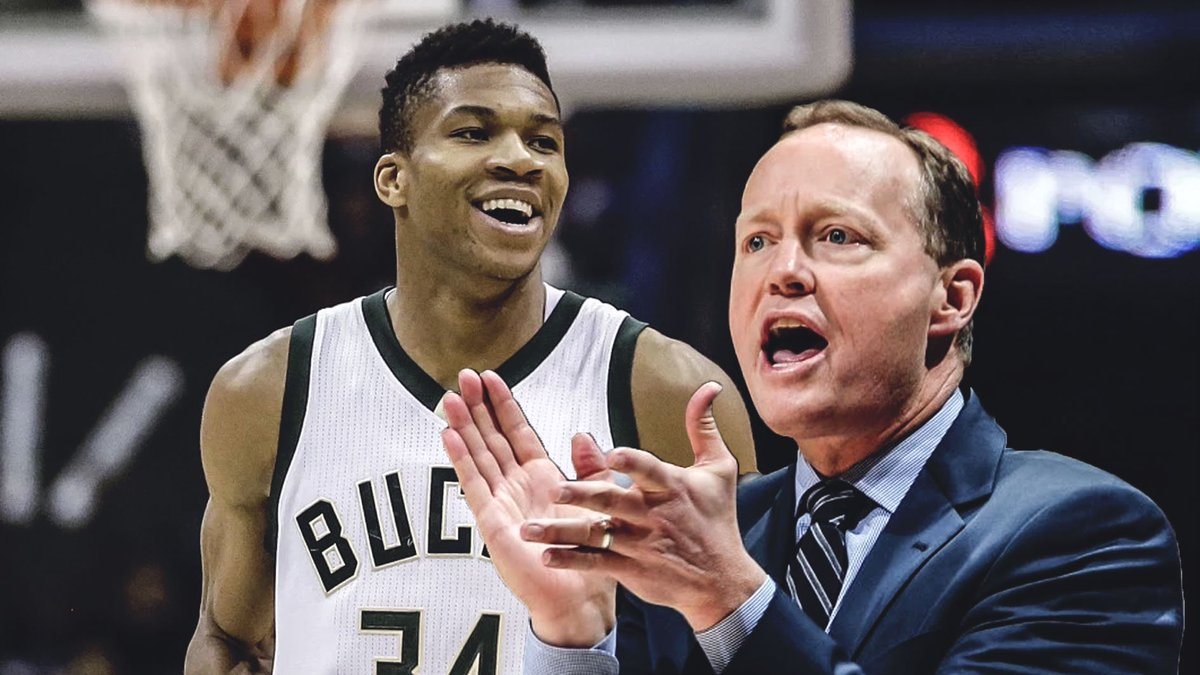 Mike Budenholzer picked up his 80th regular season win tonight as the Milwaukee Bucks Head Coach!  80-25 since taking over for Jason Kidd.   #FearTheDeer