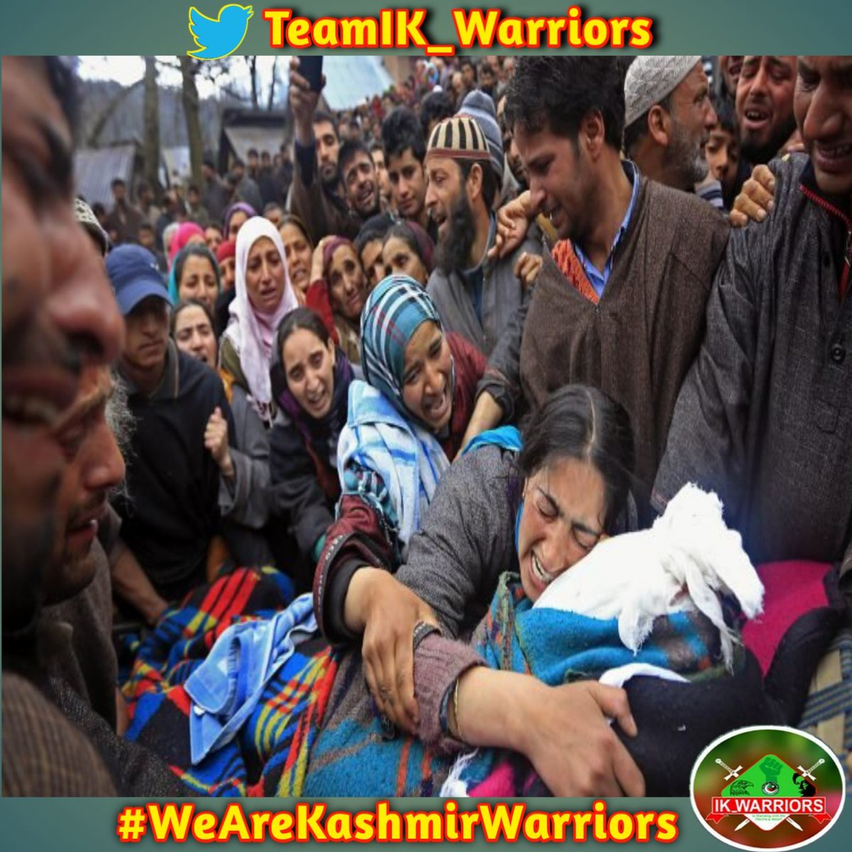 A report says, €nd!an s0ld!ers have been killing innocents civilians in kashmir in requital attacks.  Even the infants were not spared by them.  WHERE ARE THE ADVOCATES OF HUMAN RIGHTS? ?   #WeAreKashmirWarriors <br>http://pic.twitter.com/7QBOpqFpII