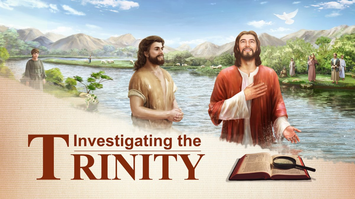 Investigating the Trinity Please join us for this program, in which the mystery of the Trinity will be revealed to you! #mystery #AlmightyGod #Jesus #Christ #truth #GodsWord #ChristianVideo #church #HolySpirit  https://www. facebook.com/godfootstepsen /posts/2710061945749451  … <br>http://pic.twitter.com/lHfw57d7Mc