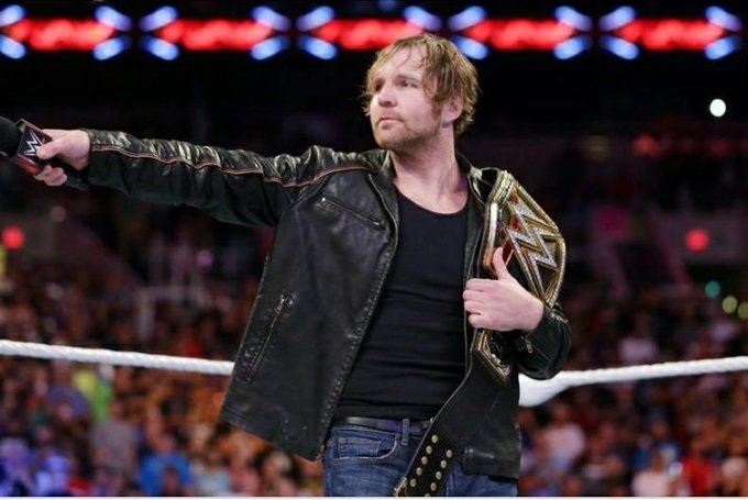 Happy birthday dean Ambrose aka my favourite pro wrestler love you alot