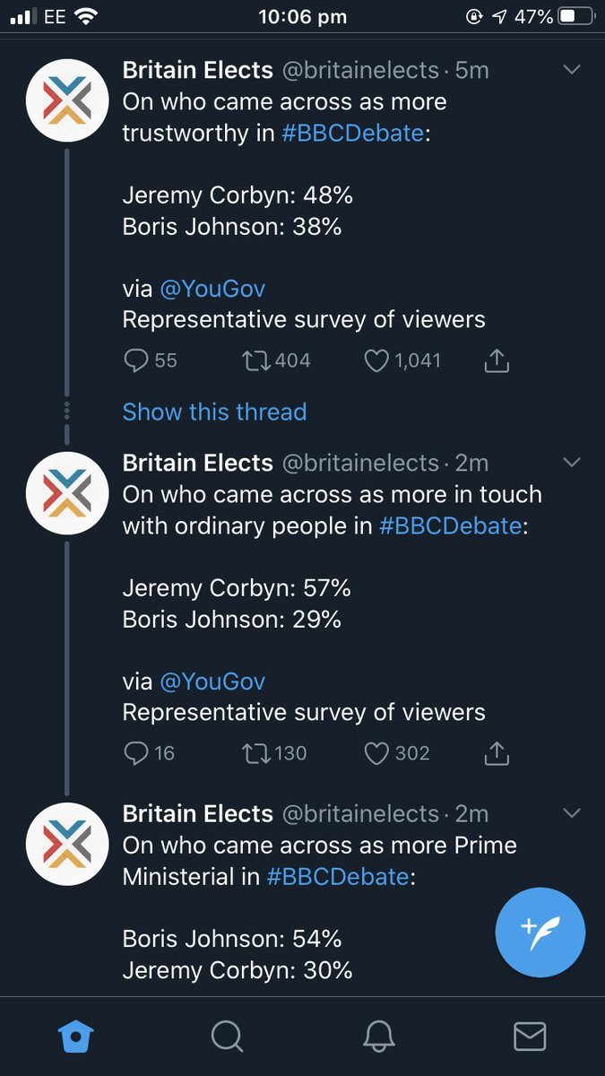 Hi, welcome to the UK where we do not like our Prime Ministers to be trustworthy or in touch with everyday people