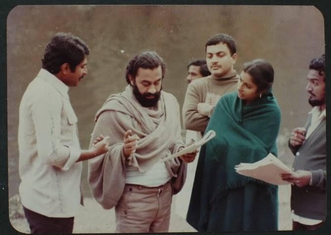"Advaid അദ്വൈത് 🌹 on Twitter: ""Director Padmarajan with ..."