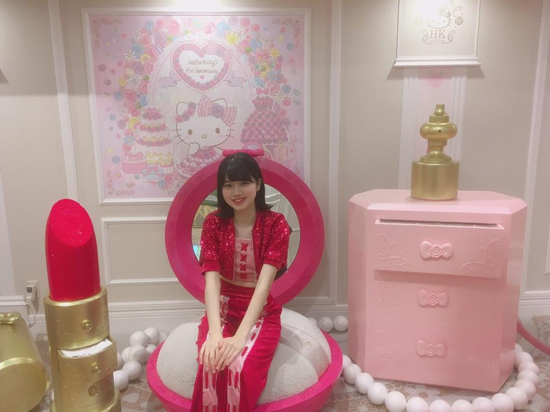【Blog更新】 ☘️サンリオ大好きー!♡ 小林萌花☘️:…  #BEYOOOOONDS #ビヨーンズ