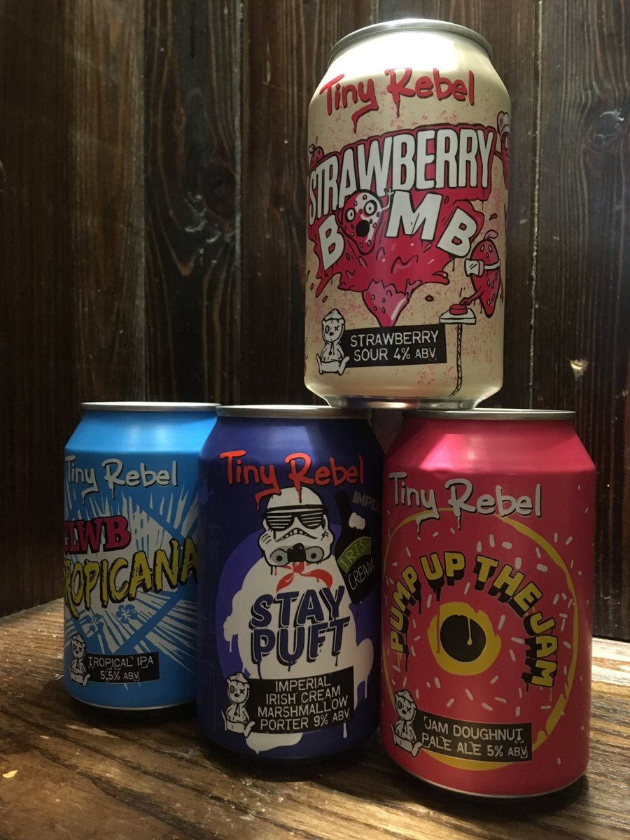 We might have one or two beers for you to try #craftbeer #headofsteamhuddersfield #camerons #tinyrebel #beerme #headofsteam https://t.co/5PcKteZoxU