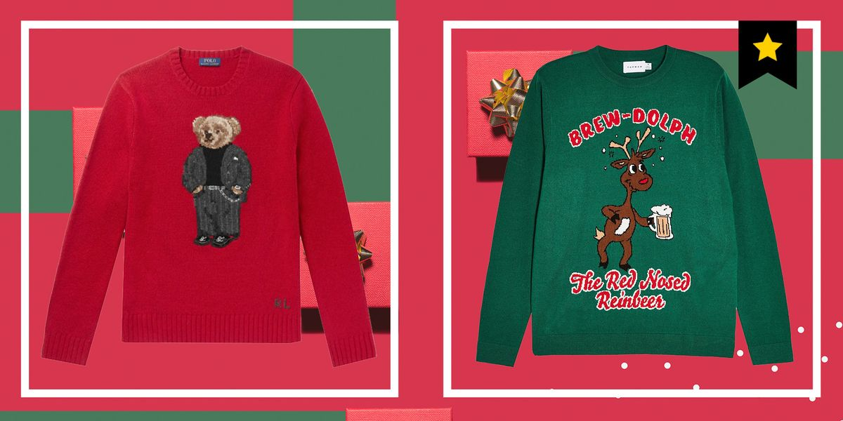 Yes, Virginia, There Is Such Thing as a Cool Holiday Sweater  http:// dlvr.it/RKr9FX    <br>http://pic.twitter.com/dr2QlHwRYi