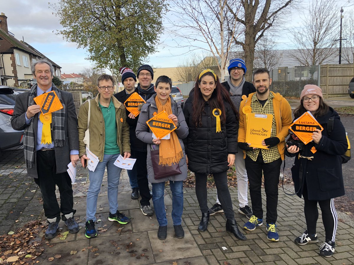 What a fabulous morning talking to voters in Finchley supporting @lucianaberger - huge support and loads of teams going out today. <br>http://pic.twitter.com/pHqXGce9uX