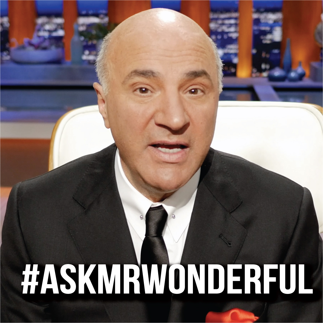 Want to ask me a business question? New episode of #AskMrWonderful is about 'How to Make Money with NO Money' https://youtu.be/sOd4fmA90QE
