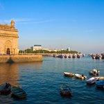 Image for the Tweet beginning: Boston to Mumbai, India for