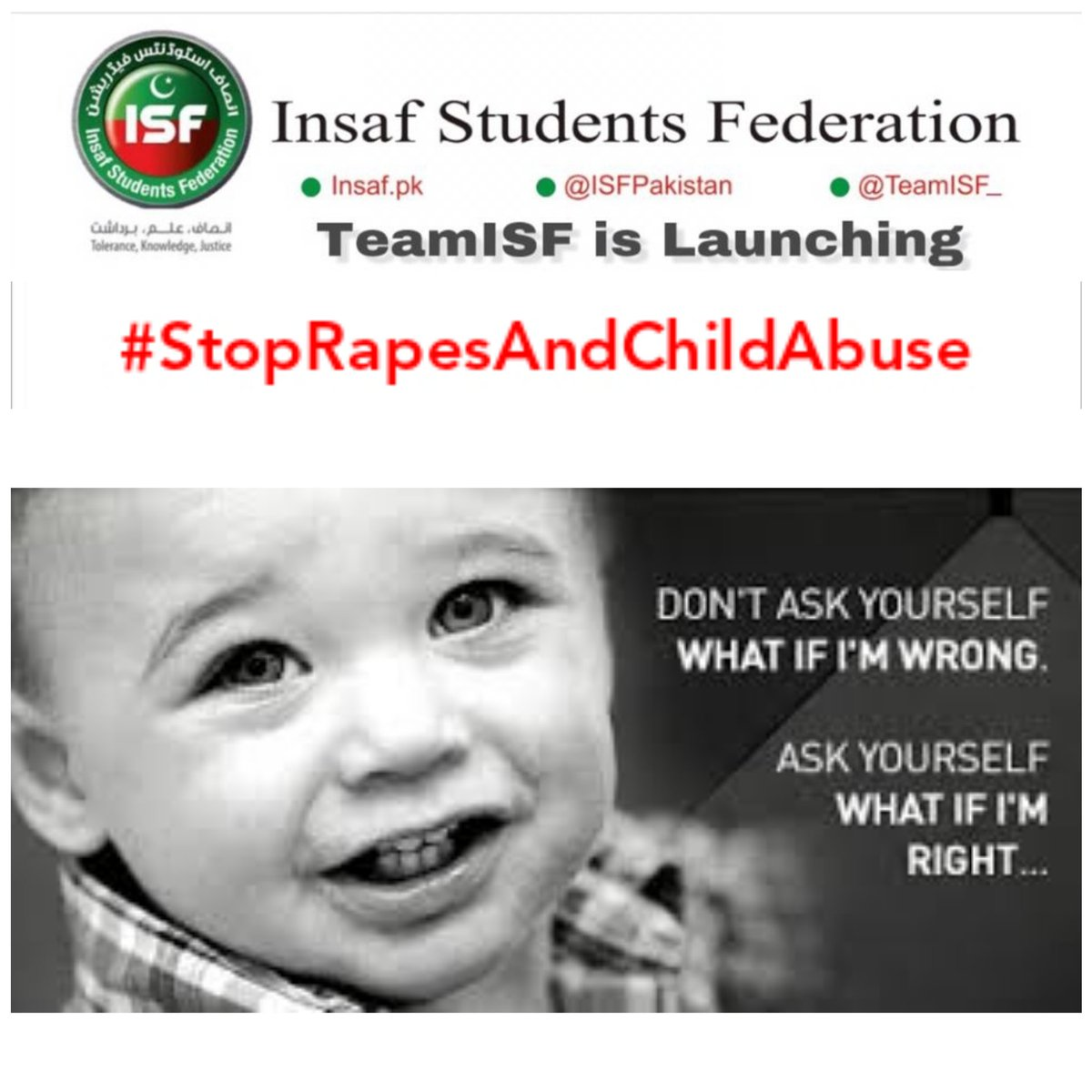 The Cycle of Abuse Can Stop...let's All of us play a Role to make it Happen..!!! Let's Protect our Children...!!! Let's not Fail them...!!! #StopRapesAndChildAbuse<br>http://pic.twitter.com/N4l96rdjtW