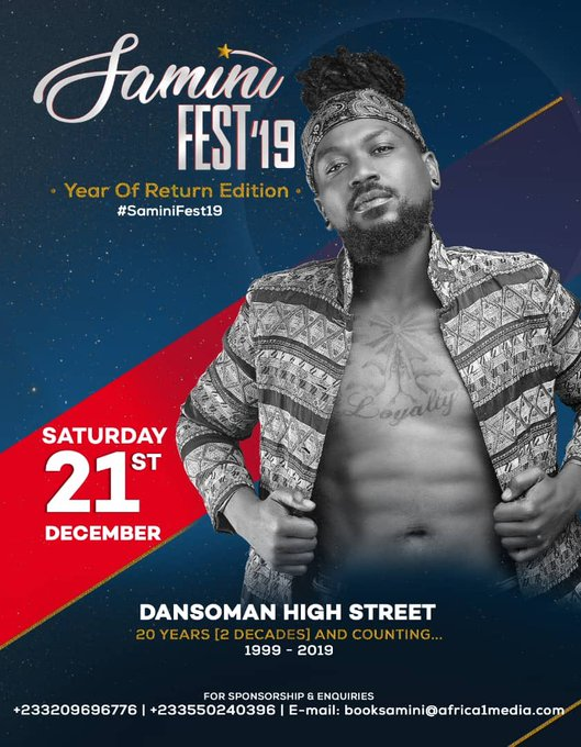 #Saminifest19: All Happenings and Performances