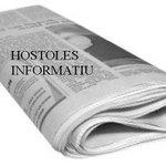 Image for the Tweet beginning: Hostoles Informatiu – Dissabte 7
